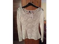 H&M top brand new with tags £5