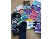 Bundle of Boys clothes (used) 4-6 years old (110-116cm)