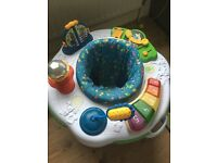 Activity Table - Leap Frog