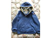 Boden hoody top Age 9-10 years