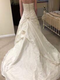 Benjamin Roberts Wedding Dress.