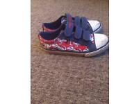 Clarks Dino trainers size 10.5G