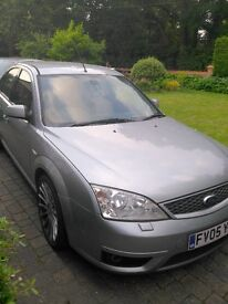Ford Mondeo ST (155 bhp version)