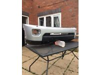 Land Rover Discovery front bumper 2013