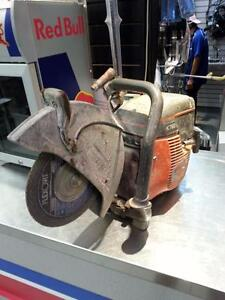 Husqvarna Quick Cut Concrete Saw.  We Sell Used Tools. Get a Deal at Busters Pawn (18576)