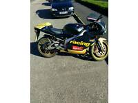 Aprilia rs 125 2000 need to end rebuild. (Swap for a air rifle) swaps just let me no what u got