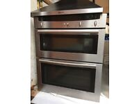 Neff built-in Double oven and Neff Hood