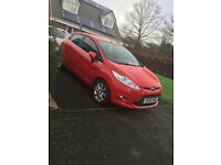 Ford Fiesta 2010 4door