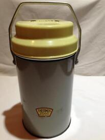 Antique Thermos Food Flask