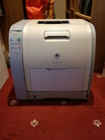 HP Colour LaserJet 3550 Printer Plus 3 Toner Cartridges