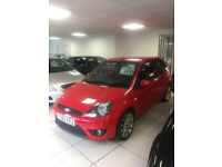 Ford Fiesta ST 2.0l Petrol - Full Heated Leather Interior - Excellent Condition - Low Mileage