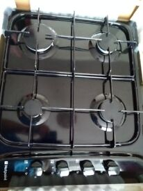 As new gas hob.