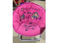 Bang on the door kids chair