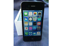 iPHONE 4s BLACK - UNLOCKED