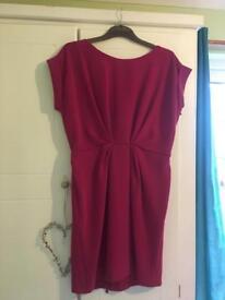 Closet Size 14 Pink Dress