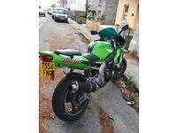 Kawasaki zxr6