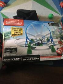 Mario motorized Track Set