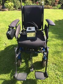 Invacare Spectra Plus Electric Wheelchair