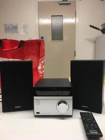 Sony AUDIO SYSTEMS Hi-Fi System with BLUETOOTH® technology