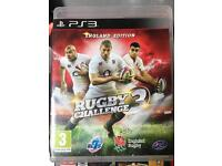 PlayStation 3 PS3 game , Rugby Challenge 3 - English Edition