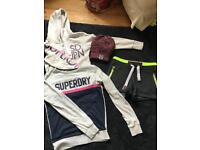 Various Superdry Clothing