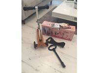 Mini Micro Scooter 3 in 1 excellent condition
