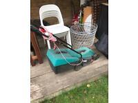 Bosch Rotak 32 lawn mower