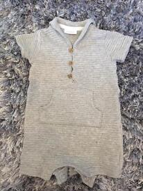 Baby Boy Next outfit - 0-3 months