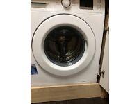 Samsung ecobubble washing machine 8kg wf80f5e0w2w