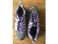 Ladies K-Swiss Trainers size 5.5, used for sale  Teignmouth, Devon