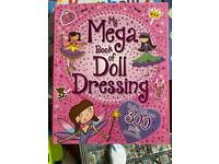 Free Paper dolls and sound book