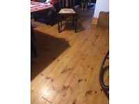 Unused (new) Pine Tongue and Groove Floor Boards (ordered too much)