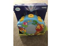 Tomy Winnie the Pooh musical projector perfect condition
