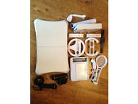 Nintendo Wii, accessories and games