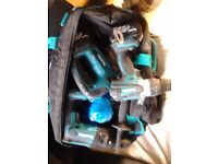 makita 18 volt kit