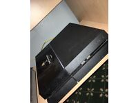 500gb PS4 with account and chargeable controller/game stand (games in description)