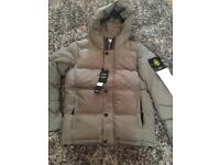 Mens Stone Island Jackets ! Grey Kaki Black !