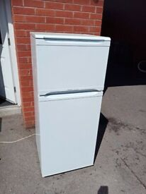 Hotpoint iced diamond fridge freezer