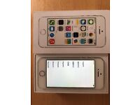 Apple IPhone 5s Silver 16GB Good condition.