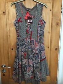 STUNNING JOE BROWN DRESS (BNWT) SIZE 10