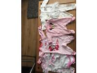 Baby girl clothes 0-3 months