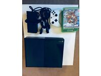 xbox one 500gb console one controller and games.