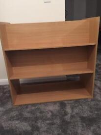 GALT hardwood bookcase