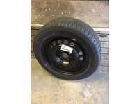New Continental car tyre 185x65x16