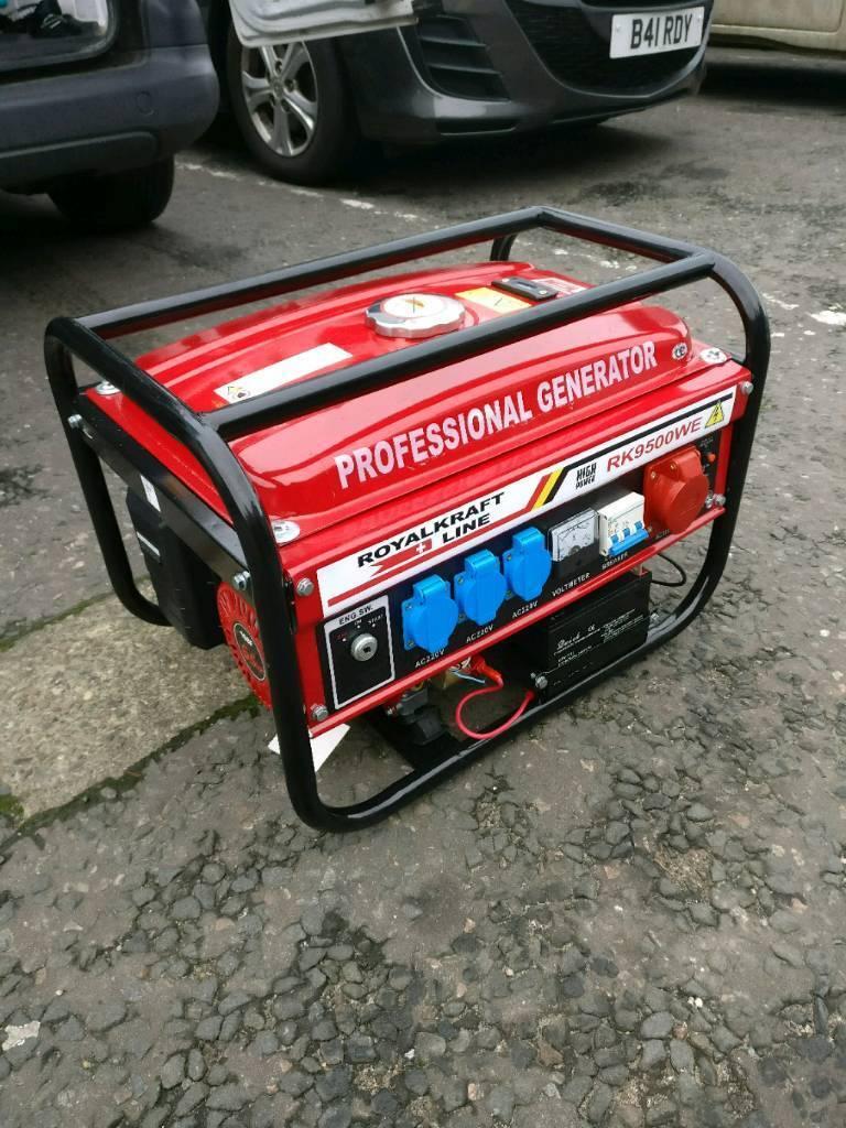 3000w generator new x3