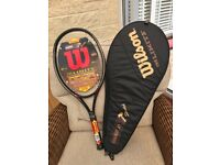 Wilson Hammer 3.5 Stretch 'The Limits' Racquet