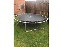 Free 10'' trampoline