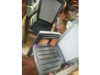 5 comfortable garden chair