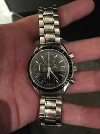 Omega speedmaster chronograph with box and papers 2012!!!