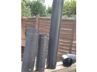 various flue pipes